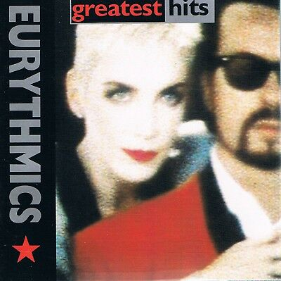 "Eurythmics: ""Greatest Hits"", Top CD"