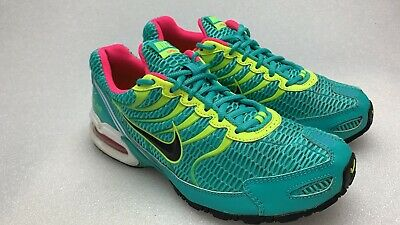 bd63f82e20f NIKE AIR MAX Torch 4 Size 8 White Pink Women s Running Shoes 343851 ...
