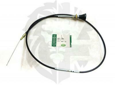 Genuine Land Rover Choke Cable - 4 Cylinder Petrol Defender - NTC1385