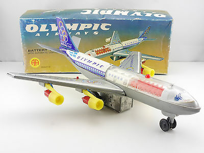 Ananiadis Boeing 707 Olympic Airways Flugzeug Greek Plane rare! OVP 1412-25-02