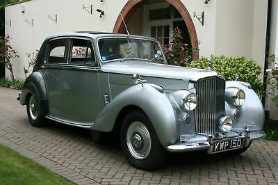 Bentley MK V1 Big Bore . Exceptional Example, only 3 owners .
