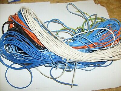 3 lbs of Electronic Project wire , Breitenbach , vw-1 500v from radio estate