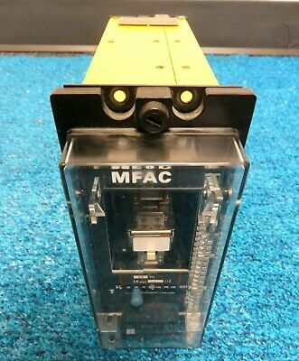 MFAC Single Phase Overcurrent Relay MFAC14C1BA0001A