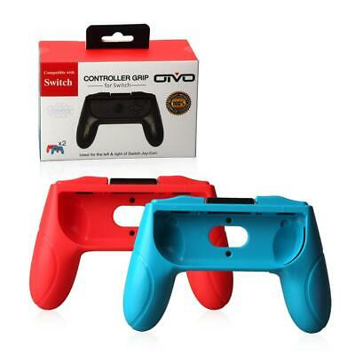 1 Set Left+Right ABS Hand Stand Holder Support Holder for Nintendo JoyCon Grip