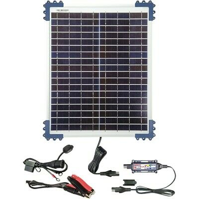 Tecmate Optimate Chargeur Solaire 20W