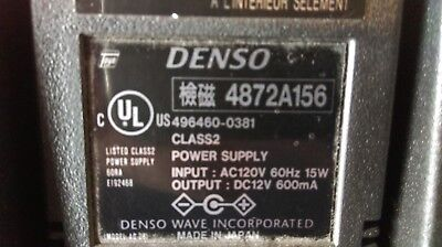 10 Pak Denso 496460-0381 AC Adapterfor CU-7001 Comm Charger