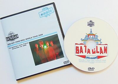 OASIS : Dig Out Your Soul Tour 2008: live at The Bataclan, France live DVD