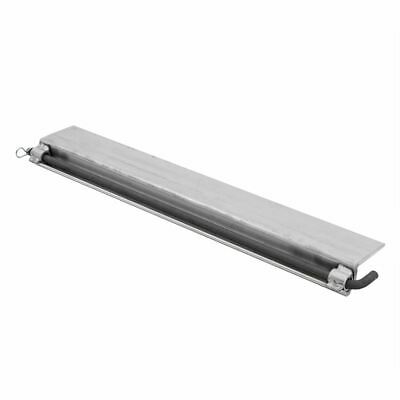 "36"" x 4"" Step Deck Trailer Ramp Attaching Bracket for Pin-End Ramp Systems"