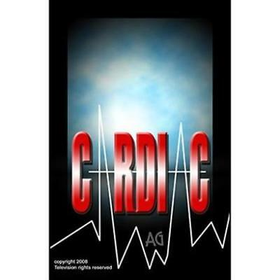 Cardiac by Andrew Gerard - Trick~FREE SHIPPING