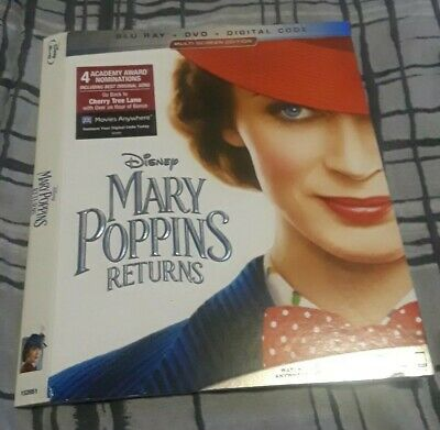 Mary Poppins Returns Slipcover only Read Description Carefully