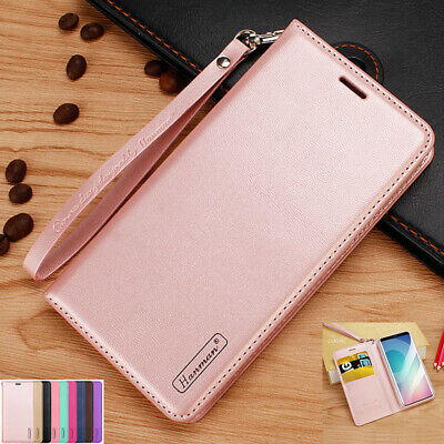 Flip Card Leather Magnet Wallet Shockproof Case Cover For Samsung Galaxy Phones