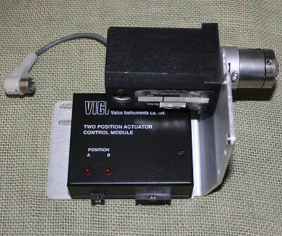 Thermo Finnigan LCQ MAT Mass Spectrometer VICI/Cheminert EHMA Injector Valve