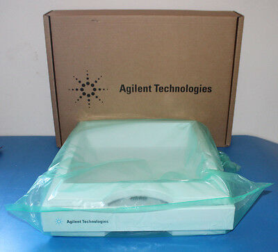 NEW Agilent 1260 Infinity Binary Pump Solvent Catch Cabinet  Tray 5067-4770/ Box