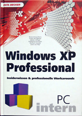 Windows XP professional – Das Große Buch – Data Becker