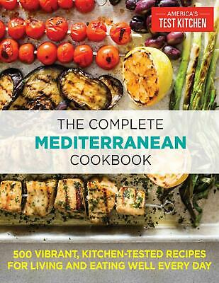 The Complete Mediterranean Cookbook by America's Test Kitche (E-B0K||E-MAILED)