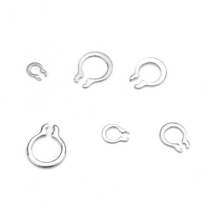 Pro M3/M4/M5/M6/M7/M8 A2 Stainless Steel External Circlip C Cilps Retaining Ring