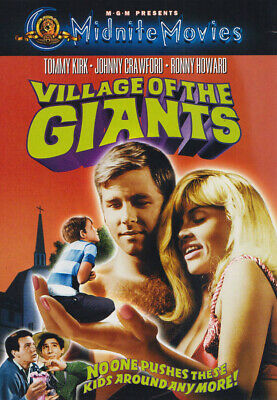 Village Of The Giants (1965) Nuovo DVD