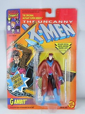 Marvel - The Uncanny X-Men - Toy Biz - Gambit - Blister - New - 1992