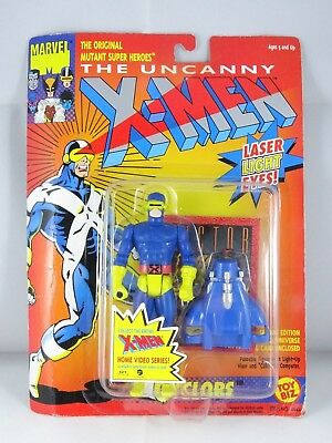 Marvel - The Uncanny X-Men - Toy Biz - Cyclops - Blister - New - 1991