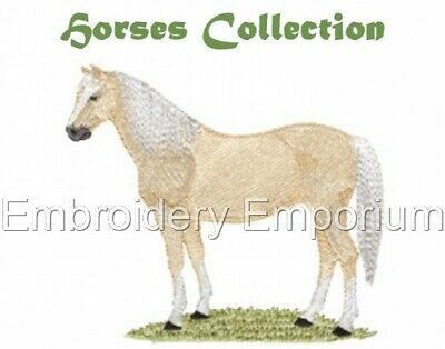 Horses Collection - Machine Embroidery Designs On Cd/Usb