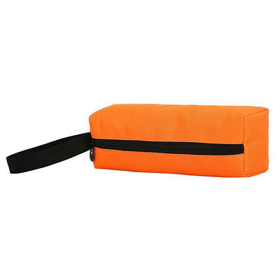 Électricien Zipper Storage Tool Pouch Small Parts Hand Plumber