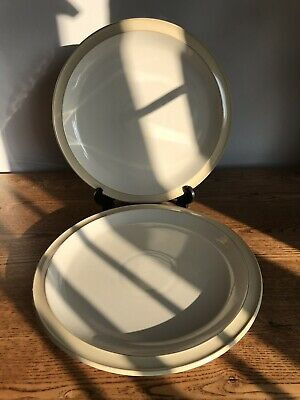 Denby Linen Dinner Plate. Great Condition. X2 Available.