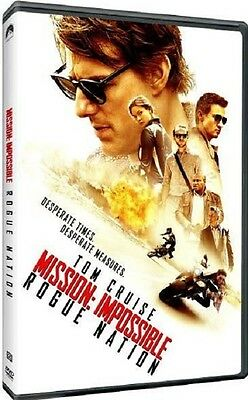 [DVD]  Mission Impossible  : Rogue Nation  [ Tom Cruise ]  NEUF cellophané
