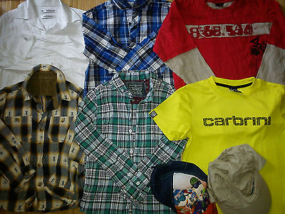 BRANDS NEXT NEW LOOK MOTHERCARE 16x BUNDLE BOY CLOTHES 4/6 YRS (3.2)