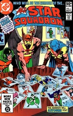Us Comics All-Star Squadron & Young All-Stars Complete Dgital Collection On Dvd