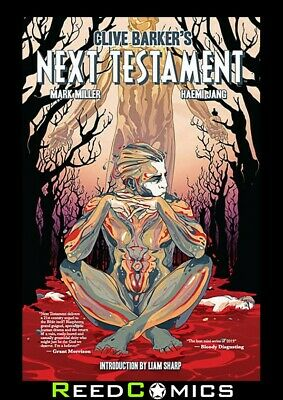 CLIVE BARKERS NEXT TESTAMENT VOLUME 2 GRAPHIC NOVEL New Paperback Collects #5-8