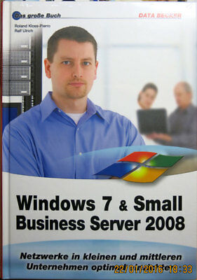 Windows 7 & Small Business Server 2008 - DATA BECKER - neu