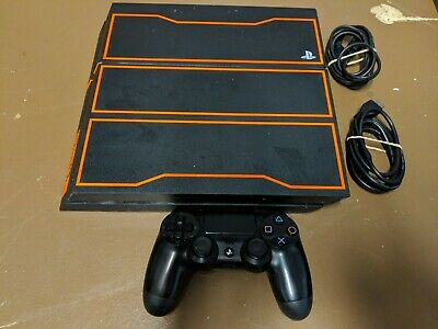 e08e8acd67ef5 Sony PlayStation 4 Call of Duty  Black Ops III - Limited Edition 1TB Black  Oran