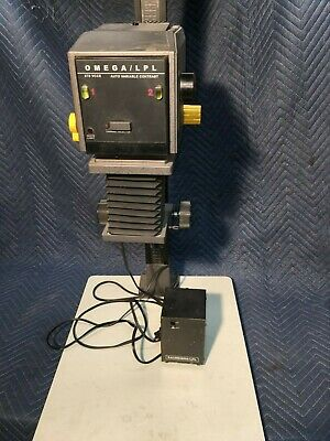 Omega Saunders LPL 670XL VCCE 6x7cm Variable Contrast Black & White Enlarger 670