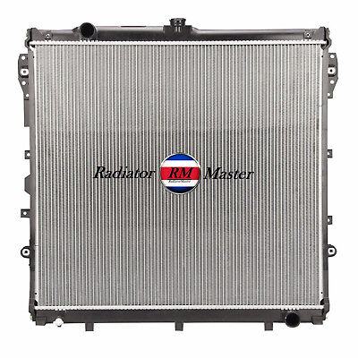 2994 Radiator For 2008-2014 Toyota Sequoia Tundra  4.6L 5.7L V8 Only