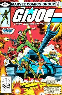 Us Comics G.i. Joe A Real American Hero Vol 1 Complete Digital Collection On Dvd