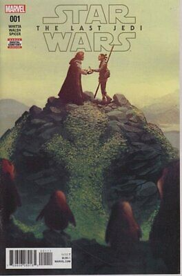 Star Wars: Last Jedi Movie Adaptation (2018 Ltd) #   1 Near Mint (NM) MODN AGE