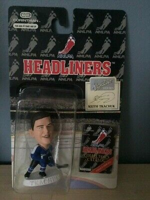 1998//99 NHLPA Headliners Collection Chris Simon Figure Washington Capitals