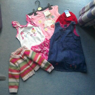 Baby Girls Clothes Bundle 12-18 months Cherokee, Mini Mode, Mothercare