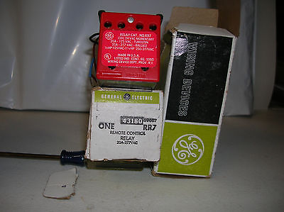 General Electric 24 Relay Total Lighting Control Surface RCOV24SL New In Box