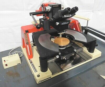 "C158183 Karl Suss Wafer Prober Probe Station (11500026) 6"" Thermal Vacuum Chuck"