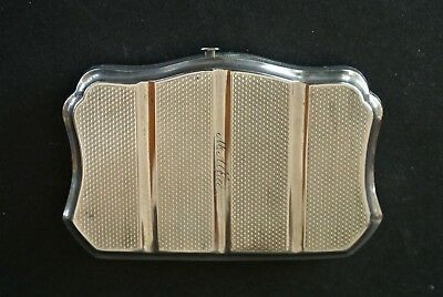 Antique Sterling Silver Purse / Card Case