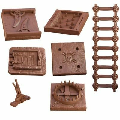 Dungeon Traps  - Mantic Games - Terrain Crate 28mm scale