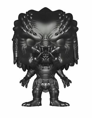 "Funko POP! ~ 3.75"" GUN METAL FUGITIVE PREDATOR #620 ~  FYE EXCLUSIVE ~ NIB"