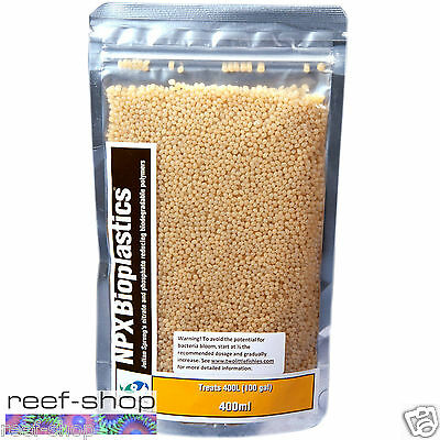 Two Little Fishies NPX Bioplastics 400mL Phosphate Removal Free USA Shipping