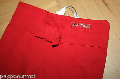 toff togs rote warme Hose NEU    ❤️ Gr. 110 ❤️   toff togs   COOLE  HOSE