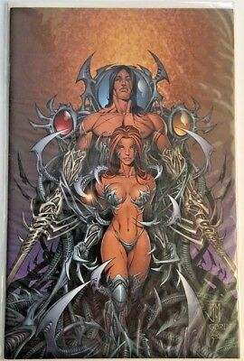 Witchblade #54 Virgin Cover Limited Edition 0563/1500 NM/Mint