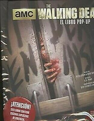 The Walking Dead the Book Pop-Up. Nuevo. National Urgent/Internac. Económico. C