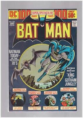 Batman # 254  King of the Gotham Jungle ; 100 pages !  grade 7.5 scarce book !