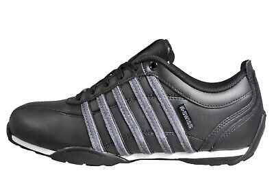 K Swiss Arvee 1.5 Men's Classic Casual Retro Athletic Fashion Trainers Black
