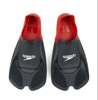 Speedo biofuse training fin size 2/3 UK - used once for 5mins!